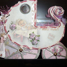 FS Baby Carriage Chpbk