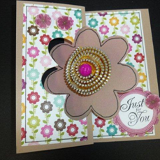 FI Flower Card Closeup