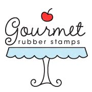 Gourmet Rubber Stamps logo
