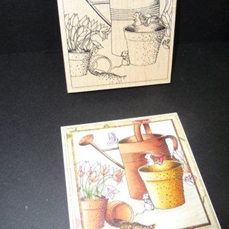 IOB Watering Can Card