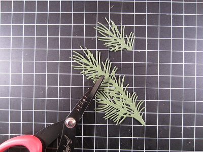 IOB ZFC Die Cut Pine Boughs 13