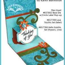 KB Thinking of You Card