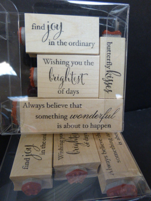 Exclusive Sentiments Set