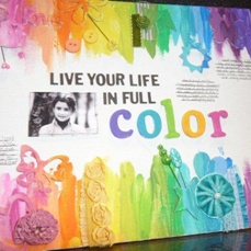 MR live your life in full color 7