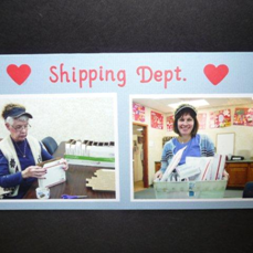 SP 18AA Shipping Dept