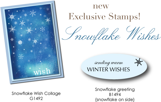 MBO Exclusive Snowflake Wishes